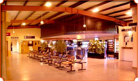 galway airport - pub and restauarant